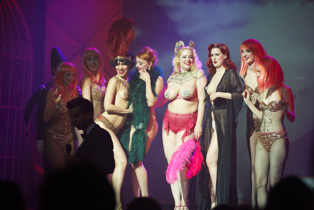 The Prague Burlesque Show