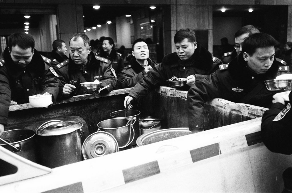 Perceptions of China #7 - [The lunch break]
