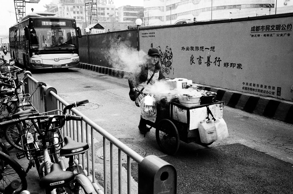 Perceptions of China #10 - [Food delivery]