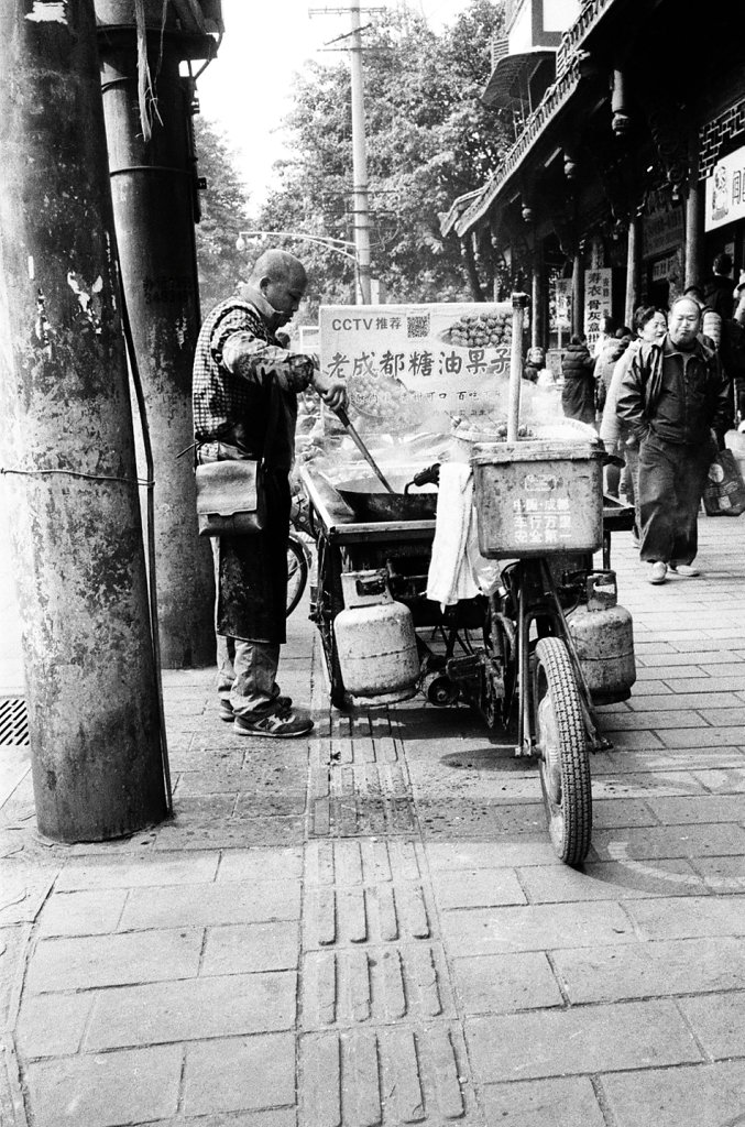 Perceptions of China #4 - [The donut maker]